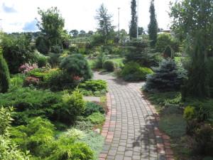 20. augustil 2017 avas oma imepärase aia Alasniidul kõikidele huvilistele Liina Lehtla